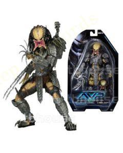 Aliens vs Predator AvP: Scar Predator Unmasked