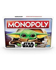 Star Wars The Mandalorian Grogu / The Child / Baby Yoda Monopoly - DE