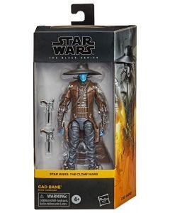Clone Wars: Cad Bane 15cm Black Series