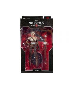 Witcher 3 Wild Hunt Ciri McFarlane