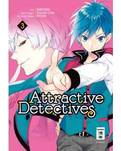 Attractive Detectives #03