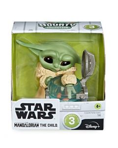 Star Wars The Mandalorian Grogu / The Child / Baby Yoda Bounty Collection Curious Child