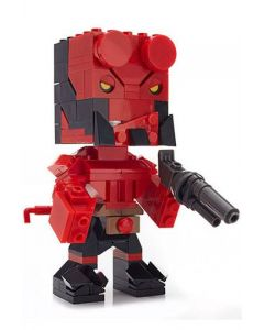 Hellboy Mega Construx Kubros Figur Hellboy