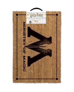 Harry Potter Ministry of Magic Fußmatte / Doormat