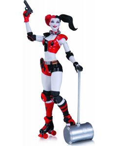 DC Comics Super-Villains: Harley Quinn