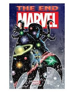 Marvel Universe: The End - Out of Print