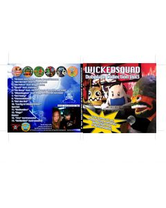 WickedSquad Dubplate Collection Vol. 3 CD