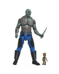 Marvel Select Guardians of the Galaxy 2: Drax & Groot