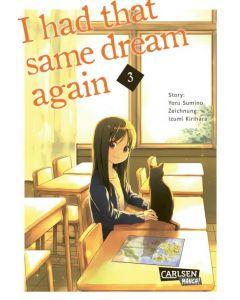I Had That Same Dream Again #03