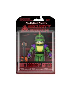 Five Nights at Freddy's Security Breach Actionfigur Glamrock Montgomery Gator