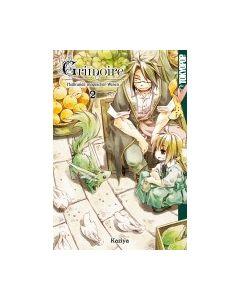 Grimoire-Heilkunde Magischer Wesen #02