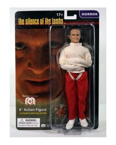 Das Schweigen der Lämmer / Silence of the Lambs Actionfigur Lecter in Straightjacket MEGO