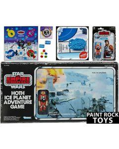 Star Wars Hoth Ice Planet Retro Brettspiel / Board Game - ENG