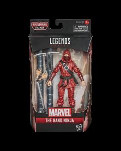 Marvel Legends BAF Stilt-Man Spider-Man : Into the Spider-Verse Hand Ninja