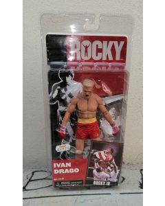 Rocky 4: Ivan Drago Red Trunks NECA