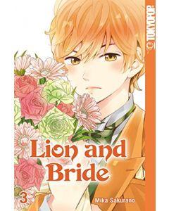 Lion & Bride #03