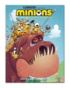 Minions - Hoch Lebe der Boss!