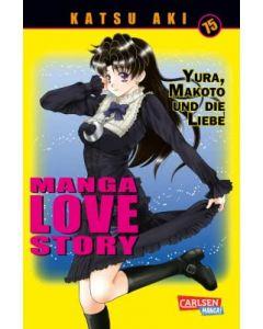 MANGA LOVE STORY: Yura Makoto und die Liebe #75