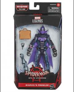 Marvel Legends BAF Stilt-Man Spider-Man : Into the Spider-Verse Prowler