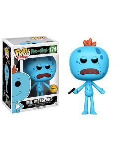 Rick & Morty Mr. Meeseeks CHASE Pop! Vinyl