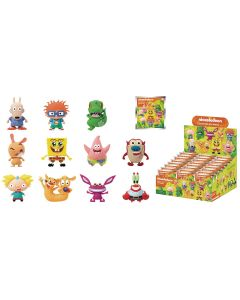 Nickelodeon Figural Mystery Keychains