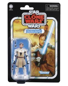Star Wars The Clone Wars: Obi-Wan Kenobi 10cm Kenner Vintage Collection 2020