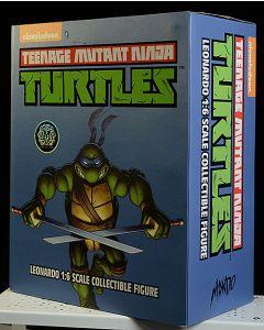 Teenage Mutant Ninja Turtles Leonardo Mondo Actionfigur 1/6 33cm