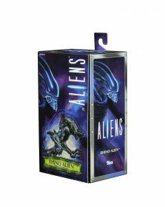 Aliens Ultimate Rhino Alien (Kenner Tribute) Version 2 NECA
