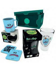 Rick & Morty Mr. Meeseeks Gift Box