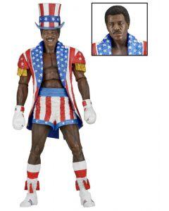 Rocky 40th Anniversary Ser.2 Apollo Creed NECA