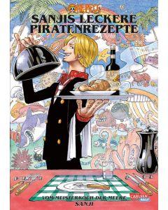 Sanjis leckere Piratenrezepte