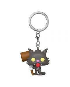 Simpsons Scratchy POP! Keychain / Schlüsselanhänger