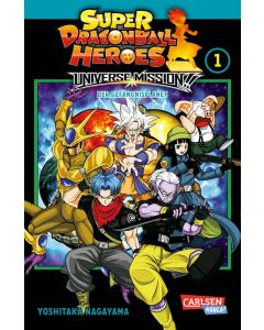 Super Dragonball Heroes Universe Mission #01