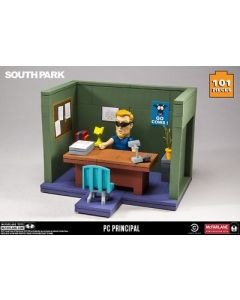 South Park Small Bauset Principal's Office