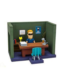 South Park Small Bauset Principal´s Office