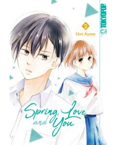 Spring, Love and You #02