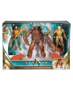 Aquaman Movie Aquaman vs. Brine King & Orm
