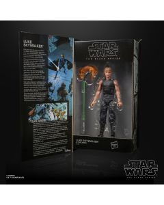 EU: Heir to the Empire Luke & Ysalamiri 15cm Black Series