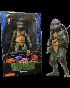 Teenage Mutant Ninja Turtles Donatello 1990 Movie NECA
