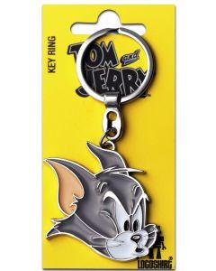 Tom & Jerry Tom Keychain