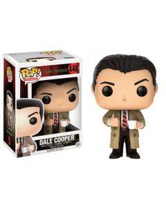 Twin Peaks Dale Cooper Pop! Vinyl