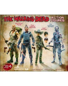 The Walking Dead Comic Ser. 4 Pin Cushion Zombie