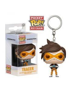 Overwatch Tracer Pop! Keychain