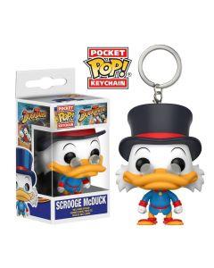 DuckTales Dagobert Duck Pop! Keychain