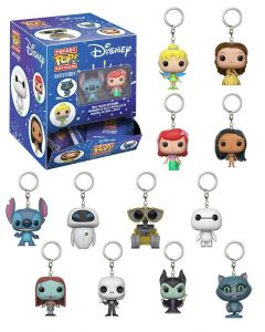 Disney Mystery Pocket POP! Vinyl Keychains