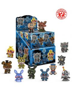 Five Nights at Freddys Mystery Minis The Twisted Ones