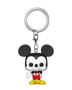 Mickey Mouse Pop! Keychain 90th Anniversary