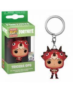 Fortnite Tricera Ops Pop! Keychain