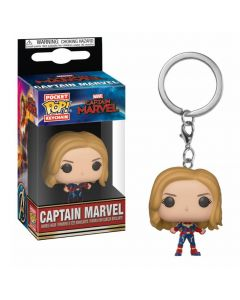 Captain Marvel Captain Marvel Pop! Keychain