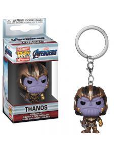 Avengers Endgame Thanos Pop! Keychain